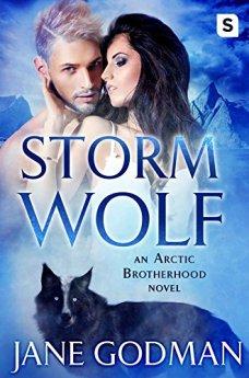 Storm Wolf: A Shifter Romance (Arctic Brotherhood, Book 3) by [Godman, Jane]