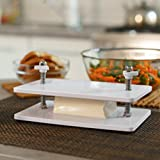 Kenley Tofu Press Kit - 4-Spring Extra Firm Tofu Cheese Presser Drainer - Quickly Remove Excess Water & Improve Tofu Dishes - BPA Free
