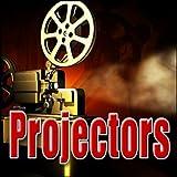 Projector, Film - 35 Mm Film Projector: Lamp Rectifier: Star, Run, Shut off, Movie Projectors