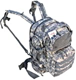 Military Outdoor Clothing New Military ACU Digital Camo Level 3 Tactical Backpack