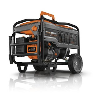 Generac Running Watts Starting Watts Gas Powered Portable Generator – CSA Compliant