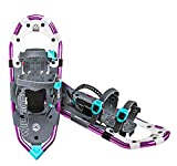 Wildhorn Sawtooth Snowshoes For Men and Women. Fully Adjustable Bindings, Lightweight Material, Hard Pack Grip Teeth.