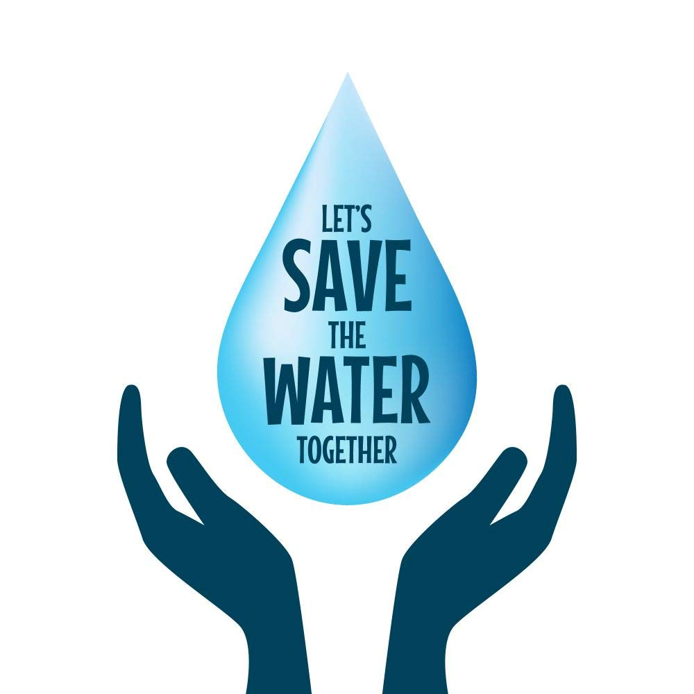 Buy 5 Acelets Save The Water In Water Drop Sticker Poster Save Water Save Environment Online At Low Prices In India Amazon In