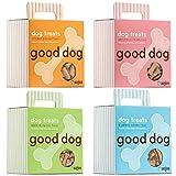 Sojos Good Dog Treats Variety 4-pack