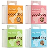 Sojos Good Dog Treats Variety 4-pack