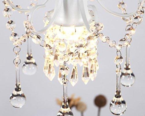 Top 10 best mini crystal chandeliers under 100 best of 2018 mini crystal chandeliers under 100 aloadofball Choice Image