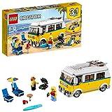 LEGO Creator 3in1 Sunshine Surfer Van 31079 Building Kit (379 Pieces)