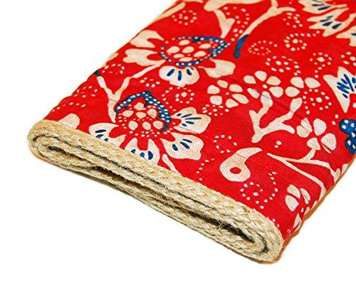 Ralph Lauren Home Floral Beach Cottage Bed Throw Pillow Sham Red Blue Staw Euro