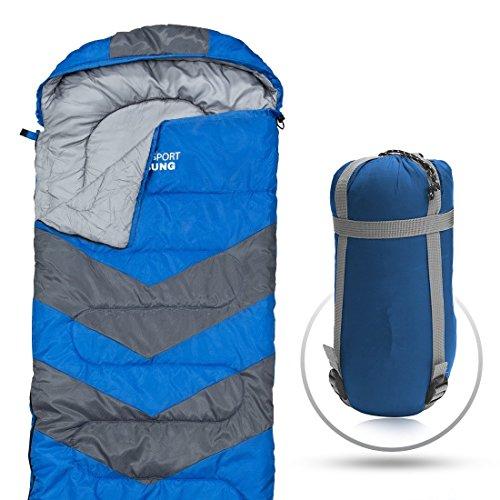 bde1da2556a6 Abco Tech Sleeping Bag – Envelope Lightweight Portable