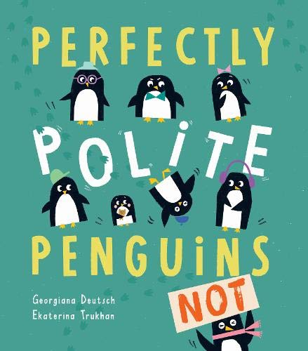Image result for Perfectly polite penguins""