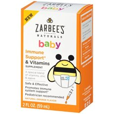 Zarbee's Naturals Baby Probiotic Supplement