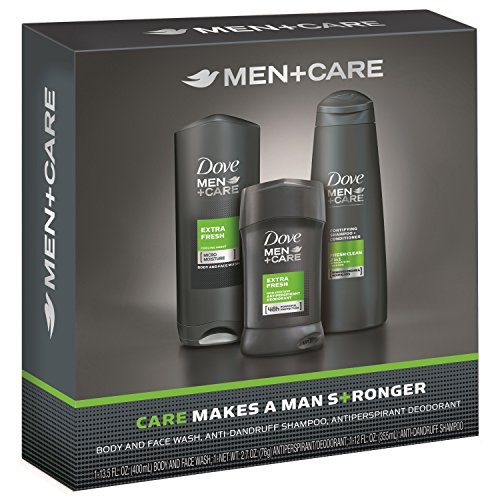 Dove Men+Care Hygiene Kit, Extra Fresh 3 ct