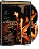The Unbearable Lightness of Being poster thumbnail