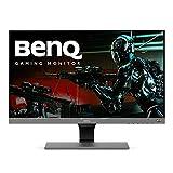BenQ 27-inch 1080p HDR10 Monitor (EW277HDR), 93% DCI-P3, 100% Rec.709, 4ms Response Time, Eye-Care, Brightness Intelligence Plus, HDMI, VGA, Built-in Speakers