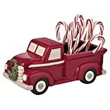Grasslands Road December to Remember Vintage Truck Candy Bowl 471991