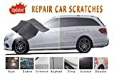 LODY Car Scratch Remover Cloth, Upgraded Version Scratch Removal for Cars, Nano Technology to Repair Car Scratches and Car Surface Polishing, Used for Light Paint Scratch Remover to Repair Scratches