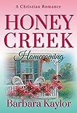 Honey Creek Homecoming (Honey Creek Romance Book 1)