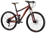 Mongoose Salvo Pro 29' Wheel Frame Mountain Bicycle, Red, 20'/Large