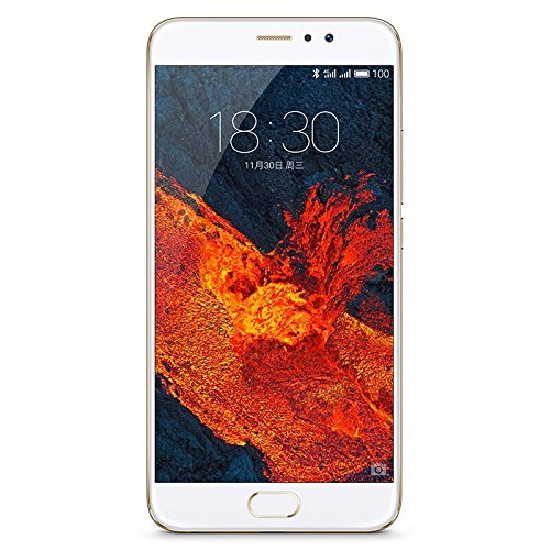 Meizu Pro 6 Plus / M686 4+64GB 5.7 Inch, Exynos 8890 Octa Core 2.0 GHz, 4GB RAM 3400mAh GSM & WCDMA & FDD-LTE (Gold)