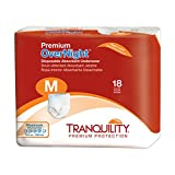 Tranquility Premium Overnight Disposable Absorbent Underwear (DAU) - MD - 72 ct