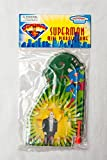 DC Comics Vintage 1997 Superman and Lex Luther Mini Pinball Game (Great for Stocking Stuffers, Party Favors, Gift Basket, Travel, and More)