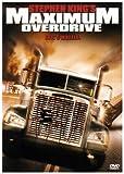 Maximum Overdrive poster thumbnail