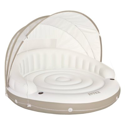 Intex Canopy Island Pool Float