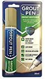Grout Pen Large Beige - Ideal to Restore the Look of Tile Grout Lines