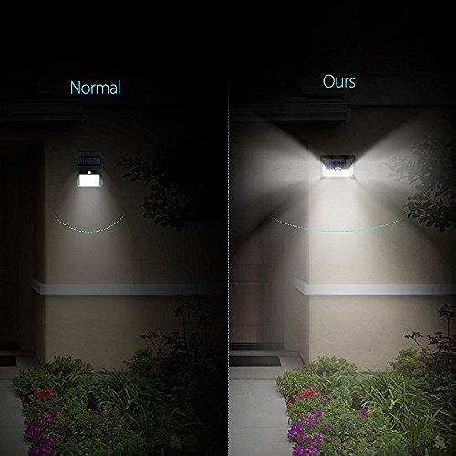 24 led wireless outdoor security lights w 3leds on sides set of 2 24 led wireless outdoor security lights aloadofball Gallery