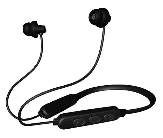 Maxrock Wireless Sleeping Headphones Noise Blocking Neckband Sleep Earplug Earbuds Bluetooth 4 1