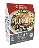 Fire & Flavor All Natural Turkey Perfect Brine Kit