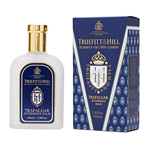 Truefitt & Hill Aftershave Balm, 3.38 oz, Trafalgar