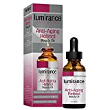 Anti-Aging Retinol Beauty Oil for Face with Natural Vitamin D, by Lumirance. Increase Collagen for Firmer Skin, Reduce Wrinkles, Brightens & Tones Complexion, Fight Toxins for Skin Types 1oz / 30ml