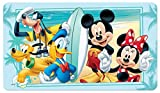 Disney Mickey Mouse'Summer Fun' Decorative Bath Mat, Blue