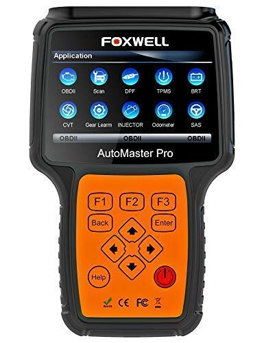 Foxwell NT644 Review 2019: Pro Professional Car Diagnostic Obd2 Scanner