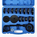 Orion Motor Tech FWD Front Wheel Drive Bearing Adapters Puller Separator Splitter Press Replacement Installer Removal Tool Kit