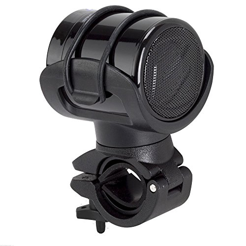SCOSCHE BMBTCAN BoomBars Portable Bluetooth Speaker with Bike/Stroller Mount