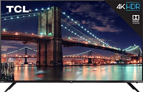 TCL 75R617 - 75-Inch 4K Ultra HD Roku Smart LED TV (2019 Model) 1