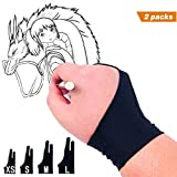 LAMONDE Artist Glove, Anti Fouling Palm Rejection Gloves for ipad, Drawing Tablet, Sketch, Suitable for Left and Right Hand