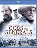 Gods and Generals: Extended Director's Cut [Blu-ray]