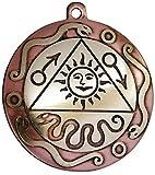 Enchanted Jewelry Voodoo Positive Magick Loa Shango Charm to Incite Lust Talisman Amulet