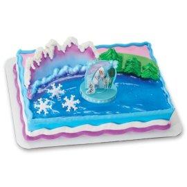 Frozen Anna e Elsa Cake Topper