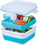Cool Gear Collapsible Salad Storage Kit