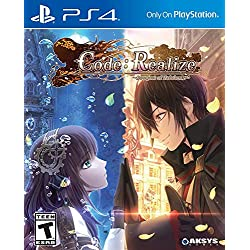 Code: Realize Bouquet of Rainbows for PlayStation 4