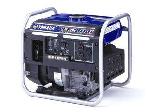 Yamaha EF2800i, 2500 Running Watts/2800 Starting Watts, Gas Powered Portable Generator, CARB Compliant