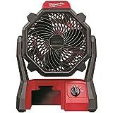 MILWAUKEE ELECTRIC TOOLS, Fan Jobsite W-ac Adptr 18v, EA
