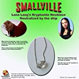 Smallville: Lana Lang Neutralized Kryptonite Necklace Replica Prop