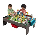 KidKraft My Own City Vehicle and Reversible Activity Table 120+ Pieces