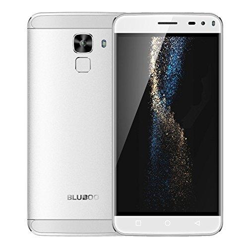 Generic Bluboo Xfire 2 8GB, Network: 3G, 5 inch Android 5.1 MTK6580 Quad Core 1.2GHz , RAM: 1GB(White)