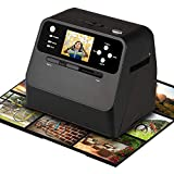 High Resolution,Converts 135 Film Negatives & Slides and Photo to Digital Converter for Save in SD Card,Supports Windows XP/Vista/ 7/8/10/MAC
